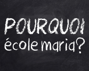 Pourquoi choisir notre école collège lycée maria Agadir ?
