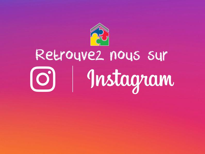 Retrouvez notre école sur instagram