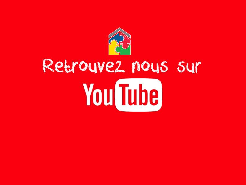 Retrouvez notre école sur youtube